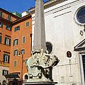 Pulcino Della Minerva by Ellen Henneke