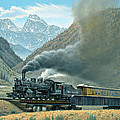 Pulling for Silverton by Paul Krapf