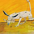 Pulling My Own Strings by Pat Saunders-White