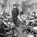 Pullman Car, 1876 by Granger