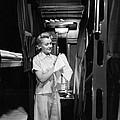 Pullman Coach Sleeper Car by Underwood Archives
