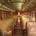 Pullman Porter Train Car by Bob Christopher