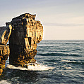 Pulpit Rock Jurassic Coast by Matthew Gibson