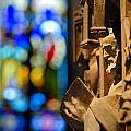 Pulpit Trinity Cathedral Pittsburgh by Amy Cicconi