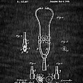 Pulse - Heart - 1882 Ford Stethoscope Patent by Barry Jones