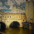 Pulteney Bridge by Diana Angstadt