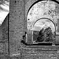 Pump House Western View by Nicholas Blackwell