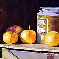 Pumpkiins At Collier Farm by Robert Hooper