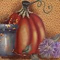 Pumpkin  by Laura Marie
