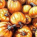 Pumpkin Palooza by Shana Rowe Jackson