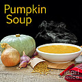 Pumpkin Soup Concept by Colin and Linda McKie