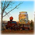 Pumpkin Truck And Salt Water Taffy by K Scott Teeters