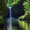Punchbowl Falls by Brian Jannsen