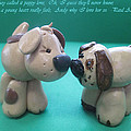 Puppy Love by Barbara Snyder