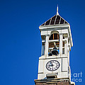 Purdue University Bell Tower Clock by David Haskett II