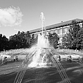 Purdue University Loeb Fountain by University Icons