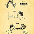 Purdy Excercising Device Patent Art 1923 by Ian Monk