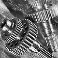 Pure Titanium Aerospace Gear by Christian Lagereek