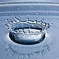 Pure Water Splash by Anthony Sacco