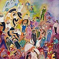 Purim by Chana Helen Rosenberg