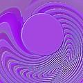 Purple Alchemy by Ernestine Manowarda