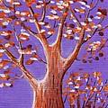 Purple And Orange by Anastasiya Malakhova