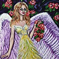 Purple Angel Of Love