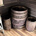 Purple Barrels by Michael Porchik