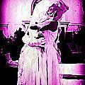 Purple Bride by John Malone