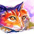 Purple Buddy by Bill Stork
