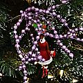 Purple Christmas by Elvis Vaughn