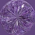 Purple Crystal Gem by Tikvah's Hope
