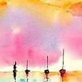 Purple Dawn by Paul K Taylor
