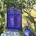 Purple Door by Jamie Frier