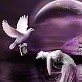 Purple Dream by Kristie  Bonnewell
