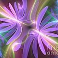 Purple Dream by Svetlana Nikolova