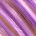 Purple Dreams Diagonal Stripes by Barbara St Jean