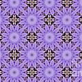 Purple Flowers by Design Windmill