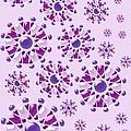 Purple Gems by Anastasiya Malakhova