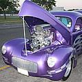 Purple Monster by John Telfer