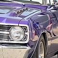 Purple Mopar by Bonfire Photography