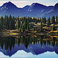 Purple Mountains Majesty by Gary Benson