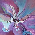 Purple Passion by Pat Thomson