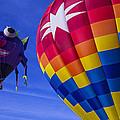 Purple People Eater Rides The Wind by Garry Gay