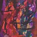 Purple Prayer by Beena Samuel