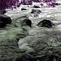Purple River by Dawn Call