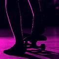 Purple Skateboard by Fernando Maragataba