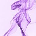 Purple Smoke by Andy Van der motte