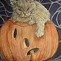 Purrfect Halloween by Charme Curtin