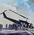 Pushover - South China Sea 1975 by P Anthony Visco